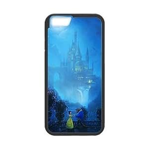 fashion case Disney Castle DIY case cover foriphone 6 4.7 glAvM1ftNwb Custom Disney Castle case cover