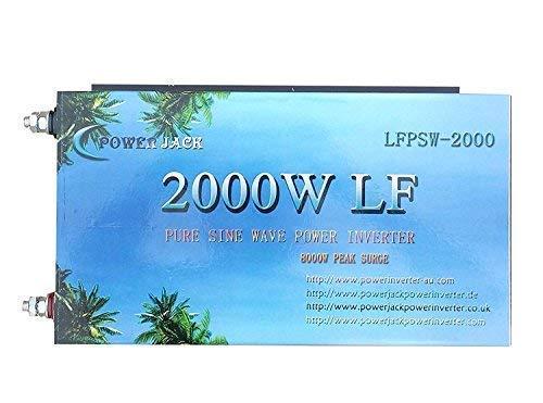 Inversor 2000W 12V to AC 230V pure power Inverter Converter Onda Pura Convertidor 12v
