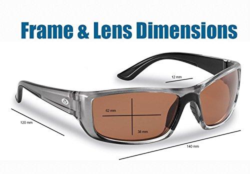 Pêcheur Lens Flying Soleil Copper Crystal Frames Lunettes Gunmetal Polarisées de Buchanan gwHTHqS
