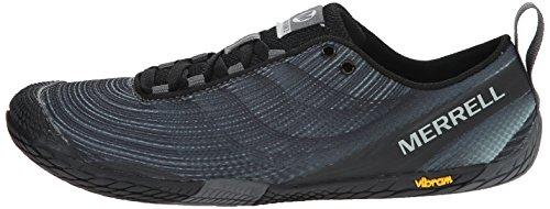 Merrell Women's Vapor Glove 2 Trail Running Shoe, Black/Castle Rock, 5 M US by Merrell (Image #5)