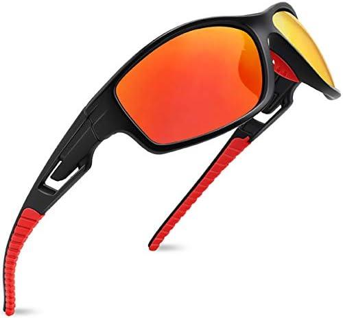 MAXJULI Polarized Sunglasses Running Baseball product image