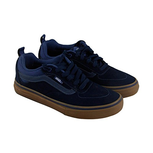 Vans Kyle Walker Pro Mens Blue Canvas Lace Up Sneakers Shoes 6.5 (Blue Mens Walker)