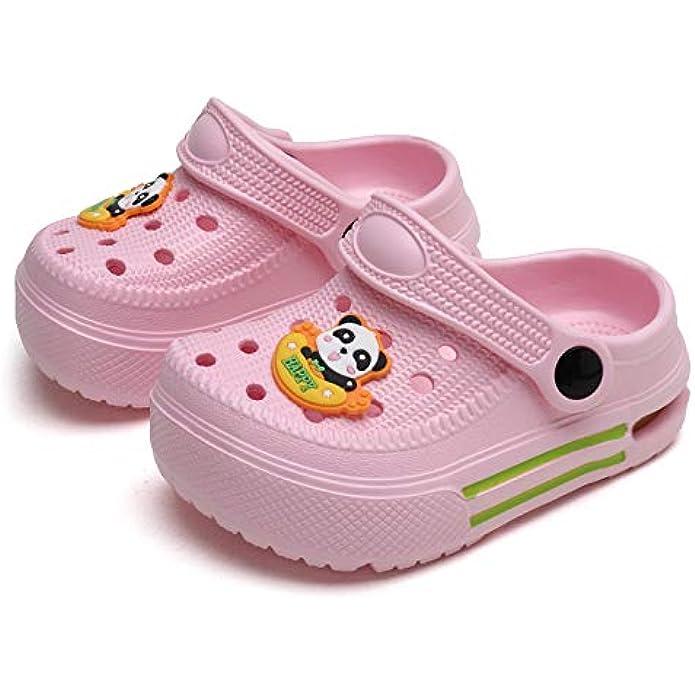 Shadowfax Boys Clogs Kids Garden Shoes Slip On Sandals Air Cushion Sole
