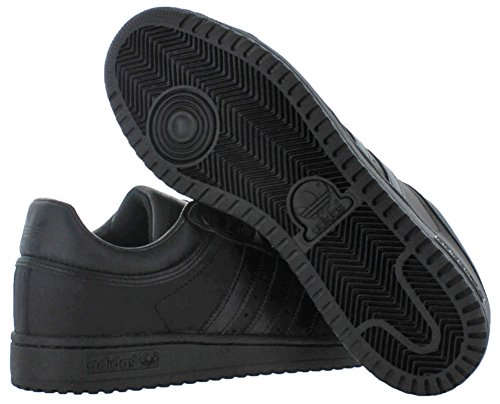 Sneaker Adidas Original Mens Top Ten Lo Fashion Nero / Nero / Nero