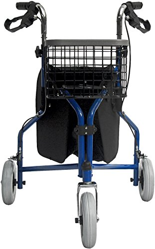 Accela 3 Wheeled Folding Rollator