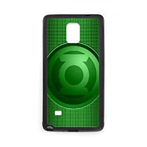 Samsung Galaxy Note 4 Cell Phone Case Black Green Lantern DQW Generic Phone Case For Boys