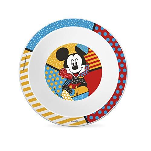 Prato Fundo Disney By Britto - NUK, Multicor