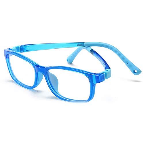 Fantia kids glasses clear lens prescription eyeglasses fake children eyewear (C2) ()