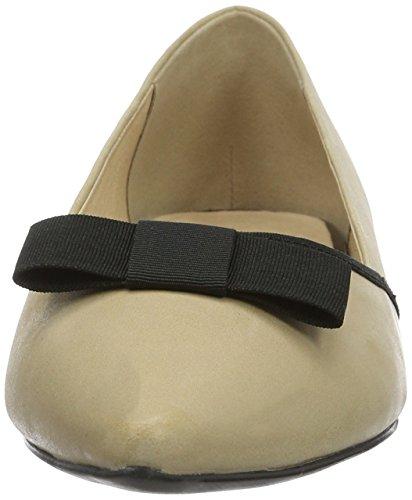 Femme Ballerines 22111 Nu beige Caprice Beige multi xaEw6gRq