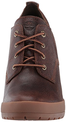 Timberland Womens Camdale Oxford Marrone Medio