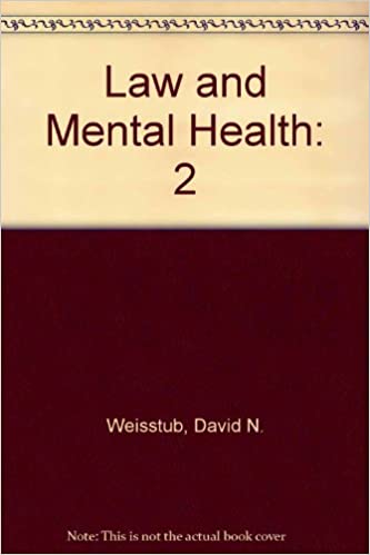 Download Law and Mental Health: International Perspectives PDF, azw (Kindle), ePub