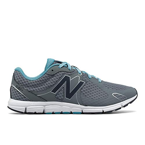 New Balance Women's W630CG5, Grey, 6.5 B US (New Balance 630 V5 Lightweight Running Shoe Womens)