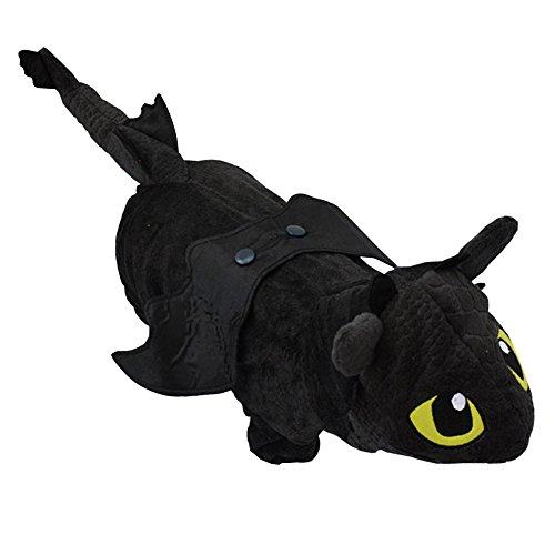 Raptor Costume Christmas (LSERVER Fashion Dog Black Fly Dragon Costume Colorful Devil Wings Long Tails Hoody Raptor Jacket Coat Christmas)