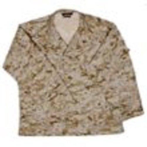 Desert Digital Camo 4 Pocket BDU Shirt / Jacket