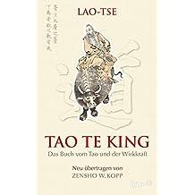 Lao-tse Tao Te King (German Edition)