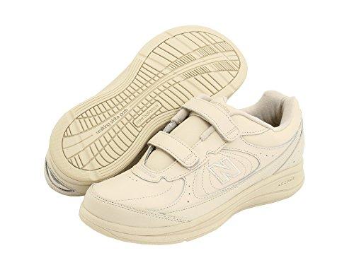 難しいテンションコロニー(ニューバランス) New Balance レディースウォーキングシューズ?靴 WW577 Hook and Loop Bone 9 (26cm) B - Medium