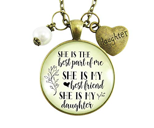 Saying Daughter Charm - 24