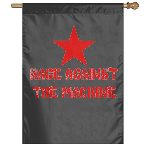 Rage Against The Machine Anarchy 100% Polyester House