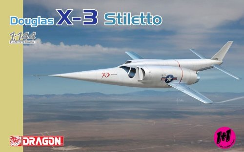 Dragon 500774637 - - - 1:144 Douglas x-3 Stiletto bc8d9e