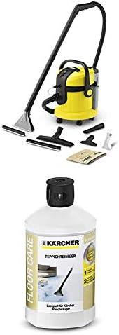 Kärcher Lava-aspirador SE 4002 (1.081-140.0) + Kärcher Limpiador para alfombras RM 519 (6.295-771.0): Amazon.es: Bricolaje y herramientas