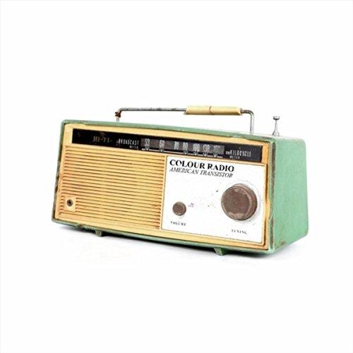 Colour Radio (American Transistor) [Explicit] (Gold Transistor)