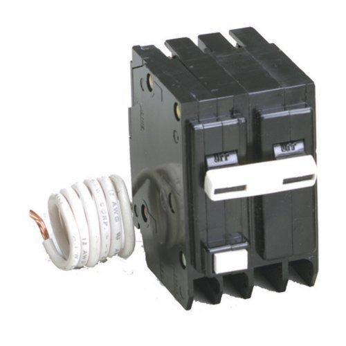 - GFCB230 CUTLER HAMMER 30 Amp Double Pole BR Type GFI Breaker 2P GFCI EATON