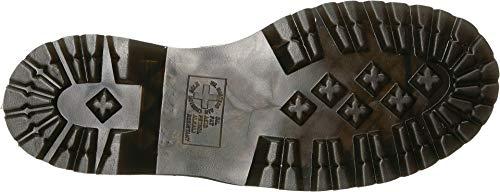 Martens Up Women's black 1461 Shoe 3 Dr Size Retro Quad Black Lace Rainbow 3 YxdR5qTn