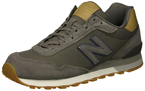 New Balance Men's 515v1 Sneaker, Castlerock/Hemp, 8.5 D US