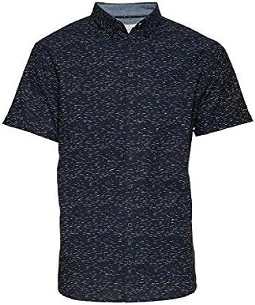 BLEND 20702616 Camisa, Azul (70230), M para Hombre: Amazon.es: Ropa y accesorios