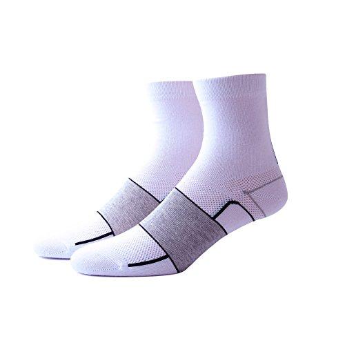 骨毎年寝具wingbind Raceスポーツチューブforレディースメンズ通気性ソックス滑り止め靴下