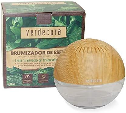 Verdecora | Brumizador de Esencias 400ml - Ambientador Eléctrico ...
