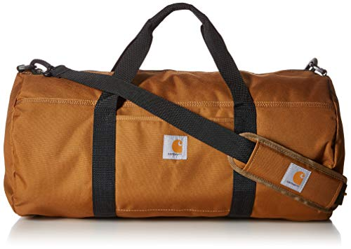 Carhartt Trade Series 2-in-1 Packable Duffel with Utility Pouch, Carhartt Brown