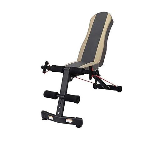 Banco de musculación abdominal para el hogar, equipamiento de ...