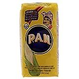 P.A.N. Pre-Cooked White Corn Meal 1kg / P.A.N. Farine de maïs blanc précuite 1kg