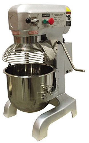 Uniworld 20 Quart Commercial Planetary Mixer UPM-B20-3 by Uniworld