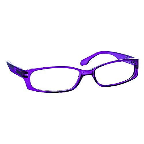 Purple Reading Glasses 3.00 Single (1 Pair) F503 TruVision Readers