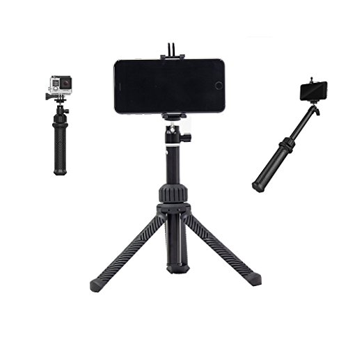 PolarPro Trippler 4-in-1 Tripod/Pole/Grip/Stand For GoPro Hero5 and Mobile Photography