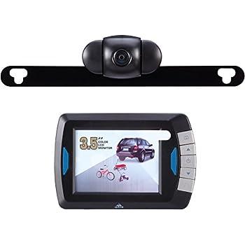 Amazon.com: Peak PKC0RB 3.5-Inch Wireless Back-Up Camera: Automotive