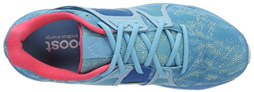 adidas Supernova Sequence 9, Zapatillas de Running para Mujer Azul (Vapour Blue F16/matte Silver/craft Blue F16)