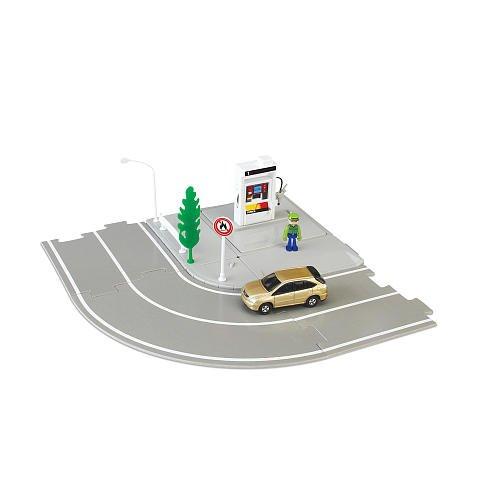 Tomica Hypercity Mini Gas Pump Set (Pump Mini Gas)