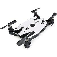 Tiean JJRC H49 WiFi FPV Selfie Drone 720P HD Camera Auto Foldable Arm RC Quadcopter/360 Degrees Roll/Headless Mold/One Key Return Functions