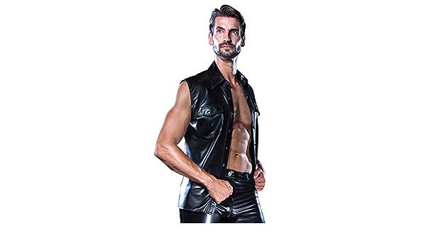 Camisa de aspecto mojado - Paco: Amazon.es: Ropa y accesorios