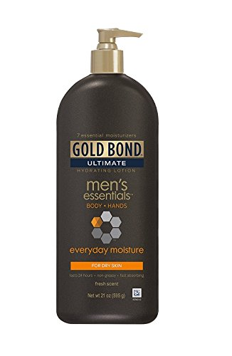Price comparison product image Gold Bond Gold Bond Men's Everyday Essentials Lotion, 21 Ounce