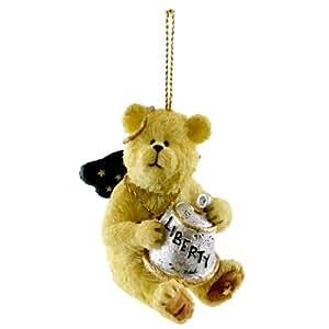 Boyds Bears Resin LIBERTY BEARMERICAN 24187 Patriotic Angel New