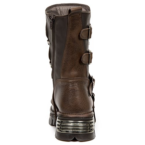 New Rock Handmade M 373 R151 Braun Unisex Stiefel