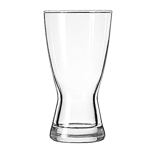 LIB181 - Libbey glassware Hourglass Pilsner Glass - 12 Ounce