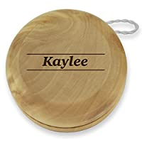 Dimension 9 Kaylee Classic Wood Yoyo with Laser Engraving