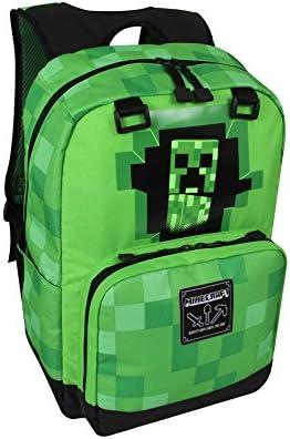 prezzo competitivo 311f3 0b14c Minecraft - Zaino per Bambini - Creeper