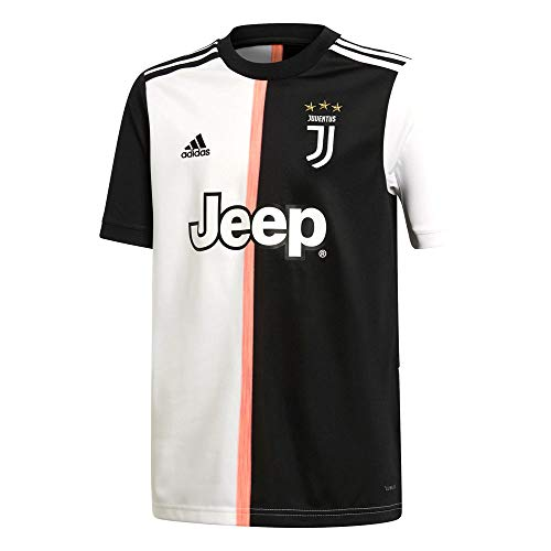 adidas Juventus Junior Home Shirt 2019-20 Reduced Fitting (11-12 Years (Chest 29