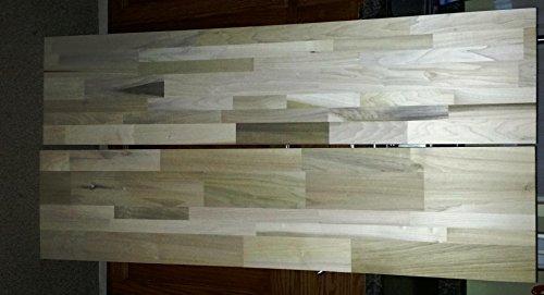 48 Inch Long Hardwood Shelf / Board / Panel